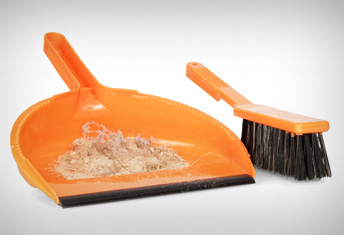 Sweeping Compounds: Industrial Cleaning Supplies Detroit | Flor-Dri Supply - sweeping
